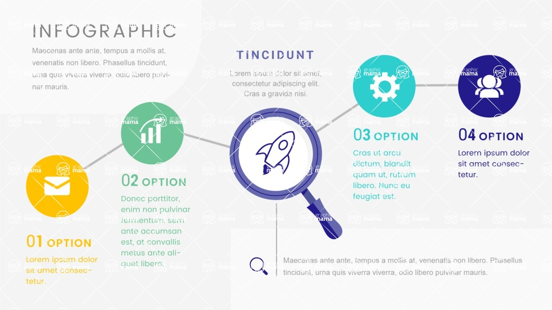 Infographic Templates Collection - Vector, Photoshop, PowerPoint, Google Slides - Template 498