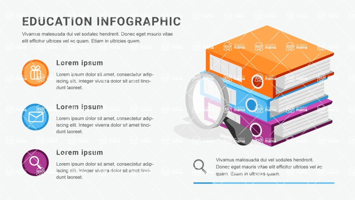Infographic Templates Collection - Vector, Photoshop, PowerPoint, Google Slides - Template 514
