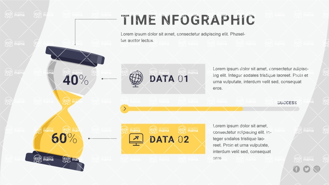 Infographic Templates Collection - Vector, Photoshop, PowerPoint, Google Slides - Template 529