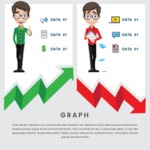 Infographic Templates Collection - Vector, Photoshop, PowerPoint, Google Slides - Business Comparison Infographic Template