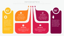 Infographic Templates Collection - Vector, Photoshop, PowerPoint, Google Slides - Modern Business Infographic Template