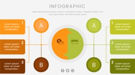 Infographic Templates Collection - Vector, Photoshop, PowerPoint, Google Slides - Template 497