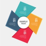 Infographic Templates Collection - Vector, Photoshop, PowerPoint, Google Slides - Free Modern Business Infographic Template