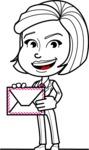 Debora Certain - Letter