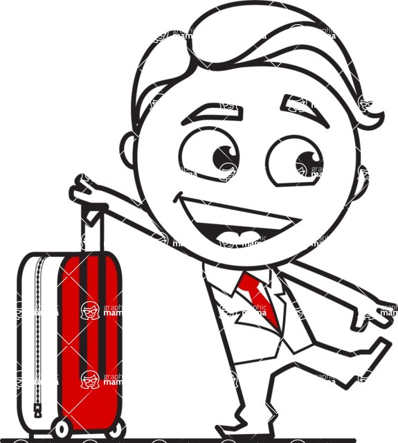 Ben the Banker - Travel 1