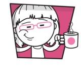 Vicky the Outline Geeky - Shape 3