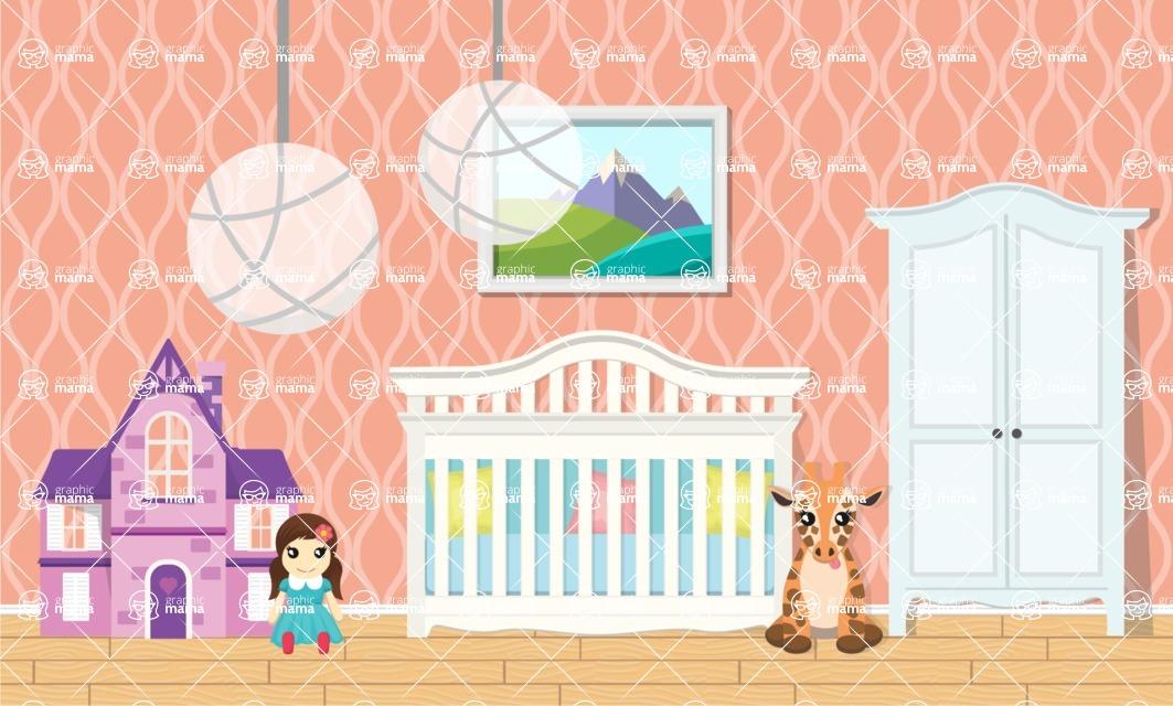 My Wonderland Kid Room - Kids Room 17