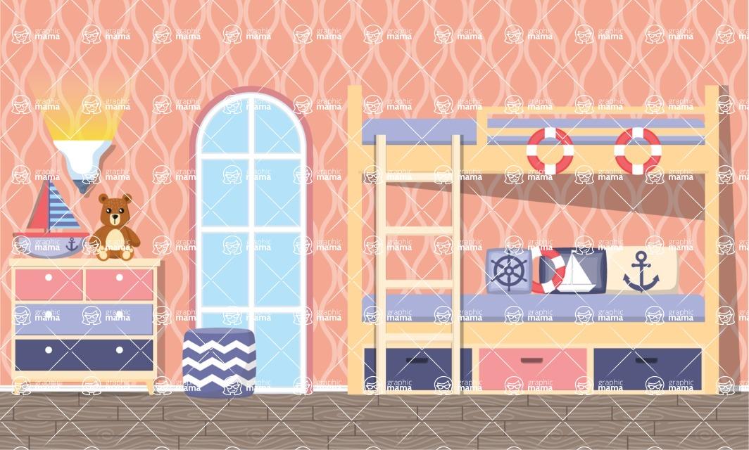 My Wonderland Kid Room - Kids Room 6