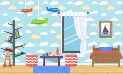 My Wonderland Kid Room - Kids Room 22