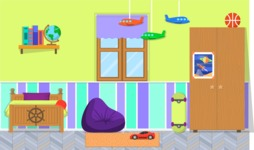 My Wonderland Kid Room - Kids Room 24