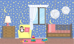 My Wonderland Kid Room - Kids Room 25