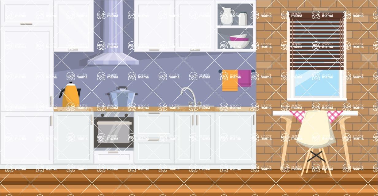 My Dream Kitchen Interior - Kitchen 21