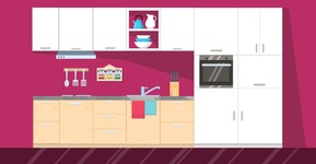 My Dream Kitchen Interior - Kitchen 15