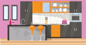 My Dream Kitchen Interior - Kitchen 18