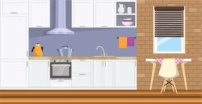 My Dream Kitchen Interior - Kitchen 21