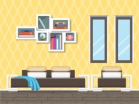Living Room Vector Graphic Maker - Living Room 19