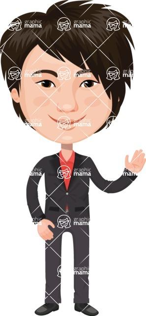 Japan - Traditional and Modern Looks - Stylish Japanese Man