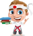 Combo The Little Karate Boy - Book 2