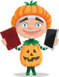 Keat Trick-or-treat - Book or Tablet