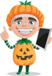 Keat Trick-or-treat - Tablet 3