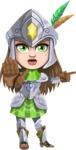 Knightalia Beauty-Mark - Direct Attention