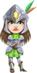 Knightalia Beauty-Mark - Sad