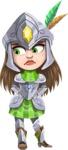 Knightalia Beauty-Mark - Sad 2