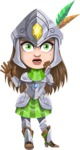 Knightalia Beauty-Mark - Shocked
