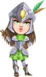 Knightalia Beauty-Mark - Diva