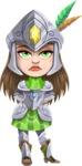 Knightalia Beauty-Mark - Bored
