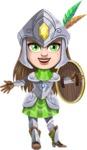 Knightalia Beauty-Mark - Shield