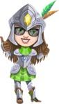 Knightalia Beauty-Mark - Sunglasses