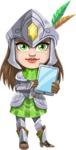 Knightalia Beauty-Mark - Tablet