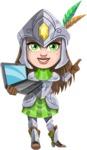 Knightalia Beauty-Mark - Laptop