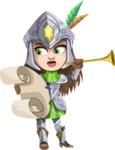 Knightalia Beauty-Mark - Announcement