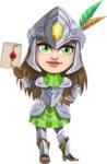 Knightalia Beauty-Mark - Letter 1