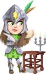 Knightalia Beauty-Mark - Clipboard