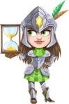 Knightalia Beauty-Mark - On time