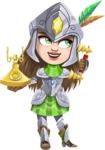 Knightalia Beauty-Mark - Support 1