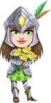 Knightalia Beauty-Mark - Roses