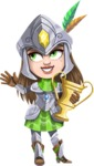 Knightalia Beauty-Mark - Winner 1