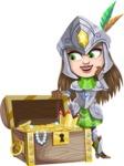 Knightalia Beauty-Mark - Treasure chest 1