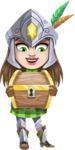 Knightalia Beauty-Mark - Treasure chest 3