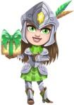 Knightalia Beauty-Mark - Gift