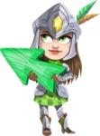 Knightalia Beauty-Mark - Arrow 2
