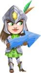 Knightalia Beauty-Mark - Arrow 3