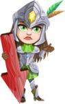 Knightalia Beauty-Mark - Arrow 4