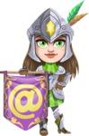 Knightalia Beauty-Mark - E-mail