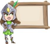 Knightalia Beauty-Mark - Presentation