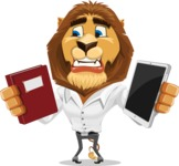 Lionello - Book and iPad